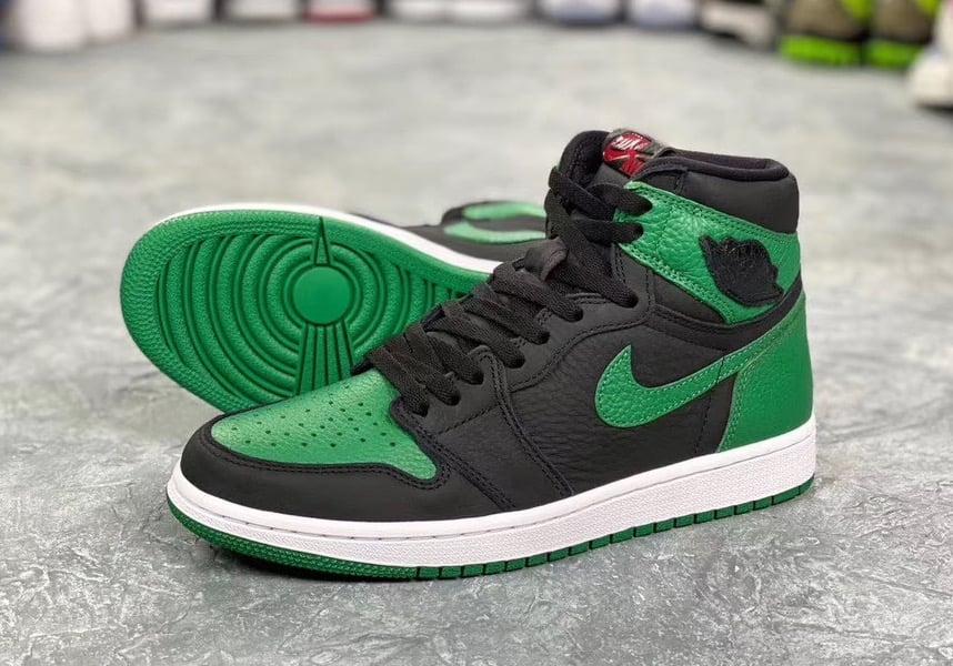 Pine Green Air Jordan 1 OG 555088-030 2020 Release Date