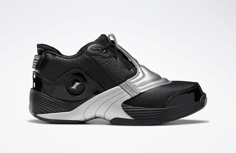 Reebok Answer 5 V Black Silver DV6960 Release Date Info   SneakerFiles