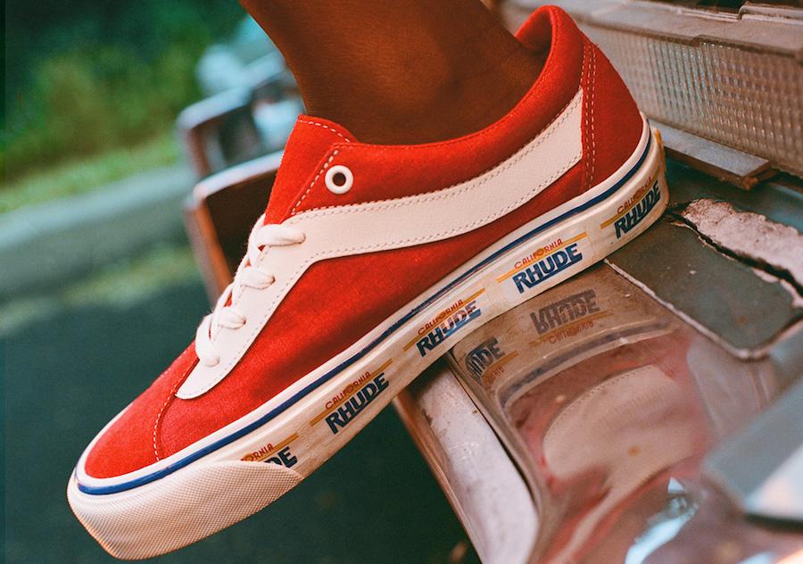 Rhude Vans Bold Ni Release Date Info