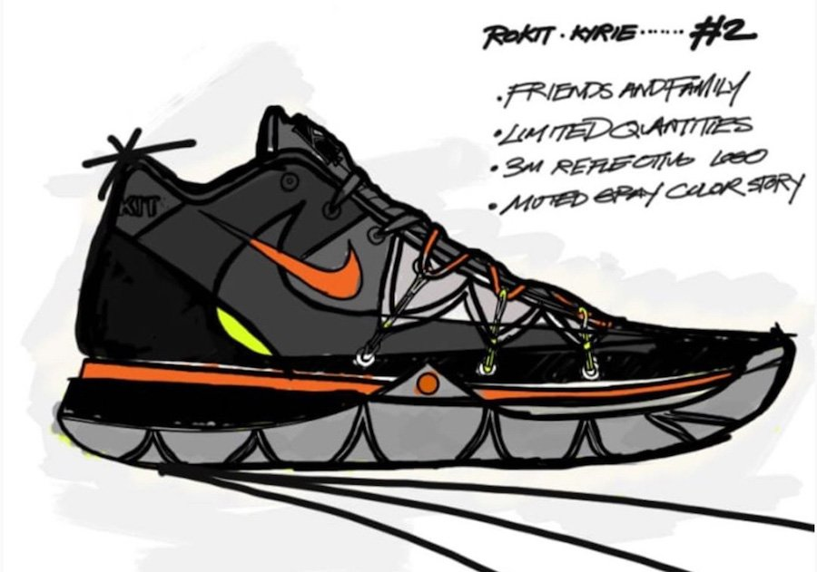 ROKIT Nike Kyrie 5 Welcome Home Release Date Info