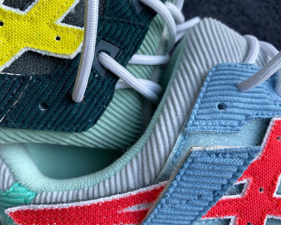 Sean Wotherspoon Asics Gel Lyte III 3 Release Date Info