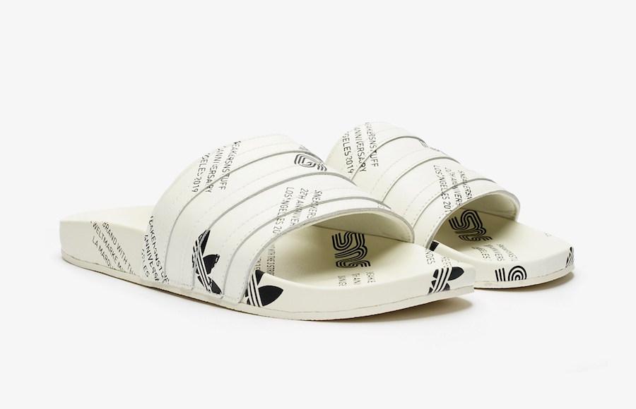 SNS adidas Adilette FV6206 Release Date Info