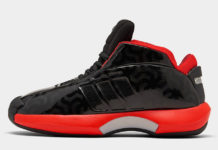 Star Wars adidas Basketball Crazy 1 Sith Order EH2460