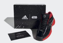Star Wars adidas Crazy 1 Darth Vader EH2460 Release Date Info
