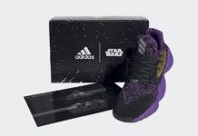 Star Wars adidas Harden Vol 4 EH2456 Release Date Info