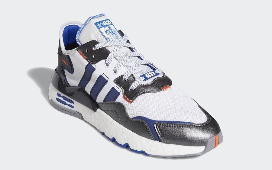 Star Wars adidas Nite Jogger R2-D2 FV8040 Release Date
