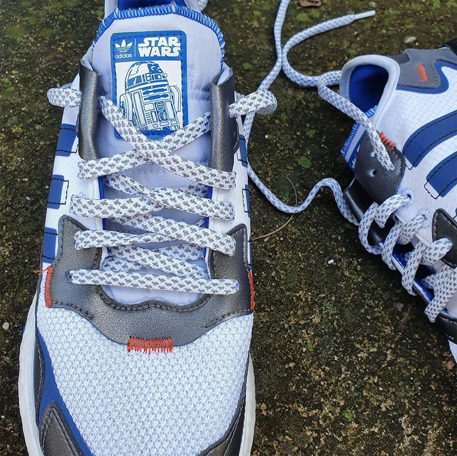 Star Wars adidas Nite Jogger R2-D2 Release Date Info