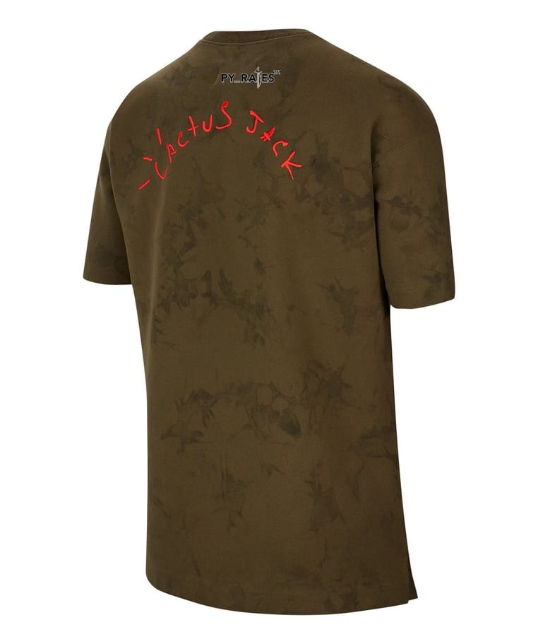 Travis Scott Air Jordan 6 Merch Apparel Collection
