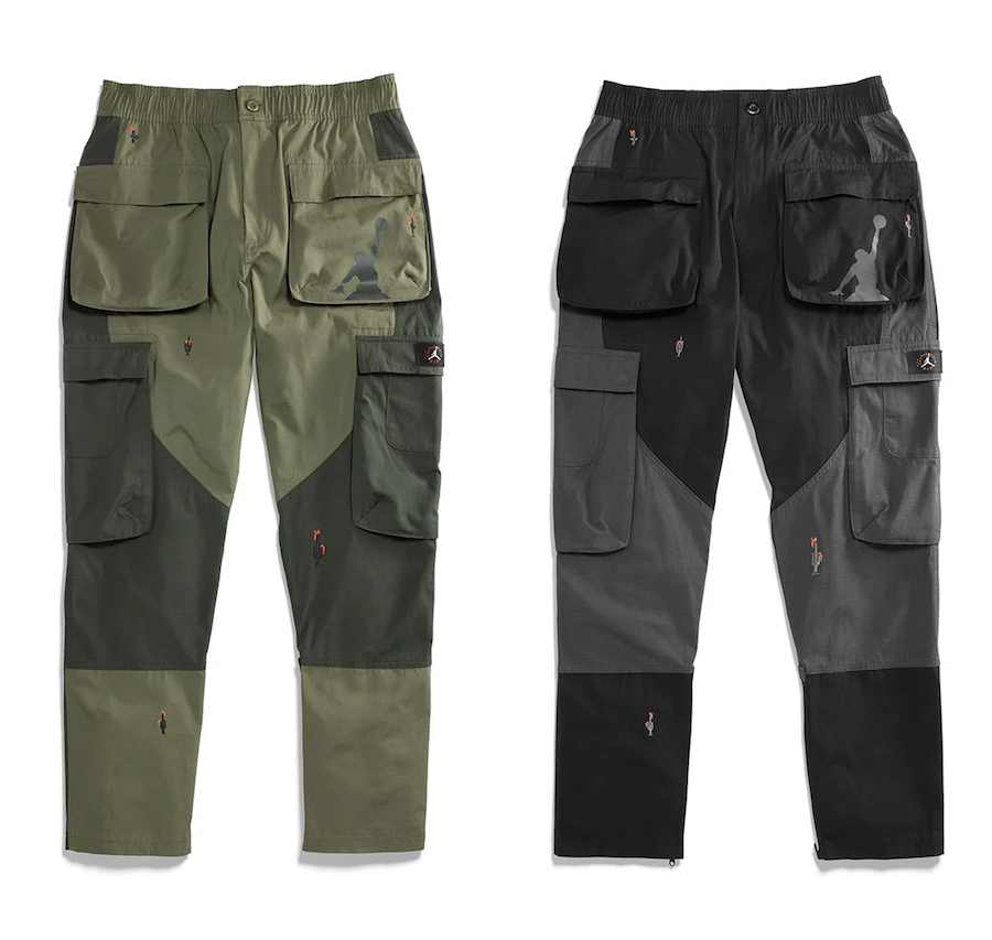 Travis Scott Air Jordan Cargo Pants