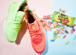 UA Curry 7 Sour Patch Kids Pack