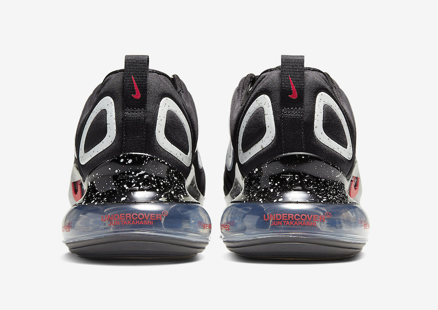 Undercover Nike Air Max 720 Black CN2408-001 Release