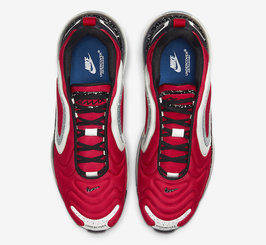 Undercover Nike Air Max 720 Red CN2408-600 Release