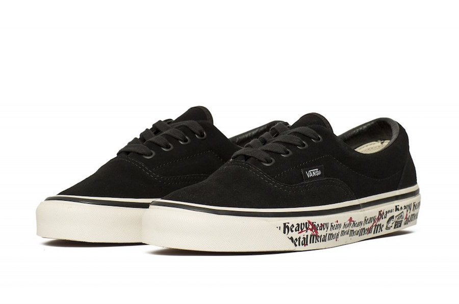 Vans Era 95 DX Heavy Metal Tape Release Date Info