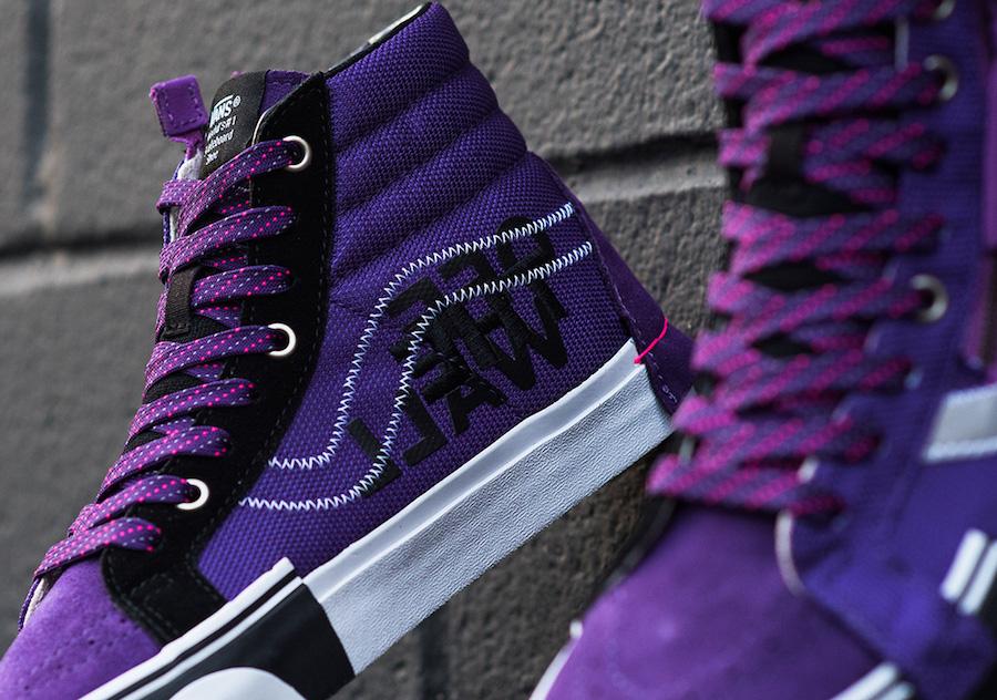 Vans SK8-Hi Reissue Cap Violet Indigo Release Date Info