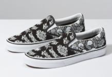 Vans Slip-On Forgotten Bones Release Date Info