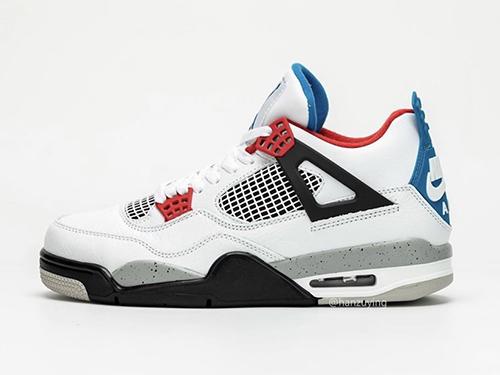 Air Jordan 4 What The Release Date