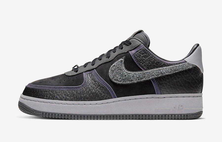 """A Ma Maniére x Nike Air Force 1 """"Hand Wash Cold"""" BlackDark"""