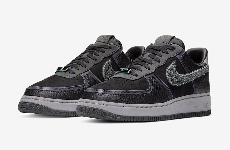 A Ma Maniere Nike Air Force 1 Hand Wash Cold CQ1087-001 Release Date