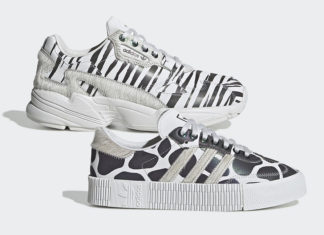 adidas Animal Pack Falcon Sambarose Release Date Info