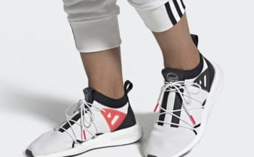 adidas Arkyn White Black EE5316 Release Date Info