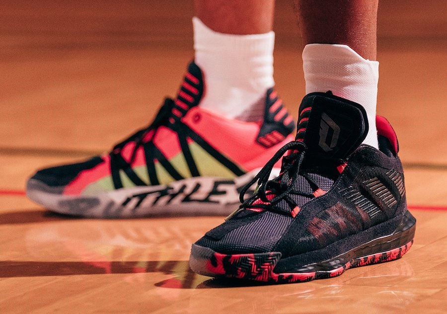 adidas Dame 6 Ruthless Hecklers Release Date Info
