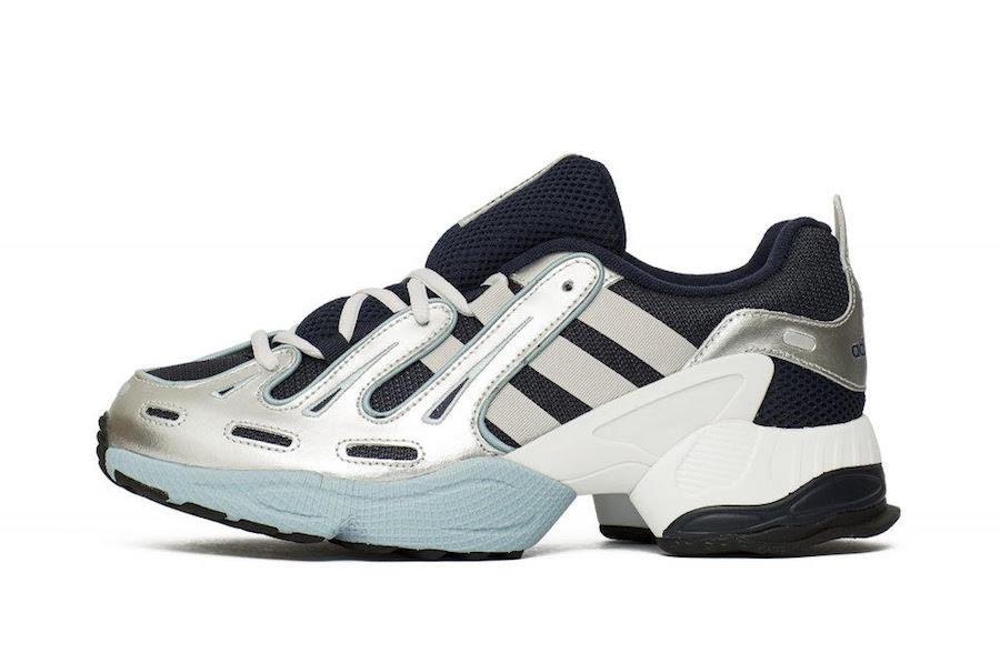 adidas hamburg black mono gum blue ridge Silver EE7746 Release ...