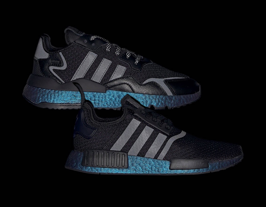 adidas Nite Jogger FV3615 NMD R1 FV3645 Release Date Info
