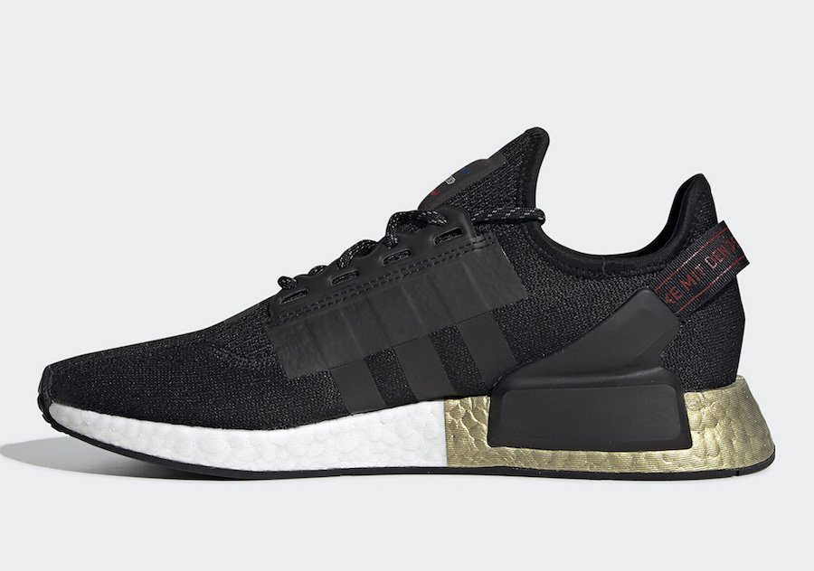 adidas NMD R1 V2 Metallic Gold FW5327 Release Date Info