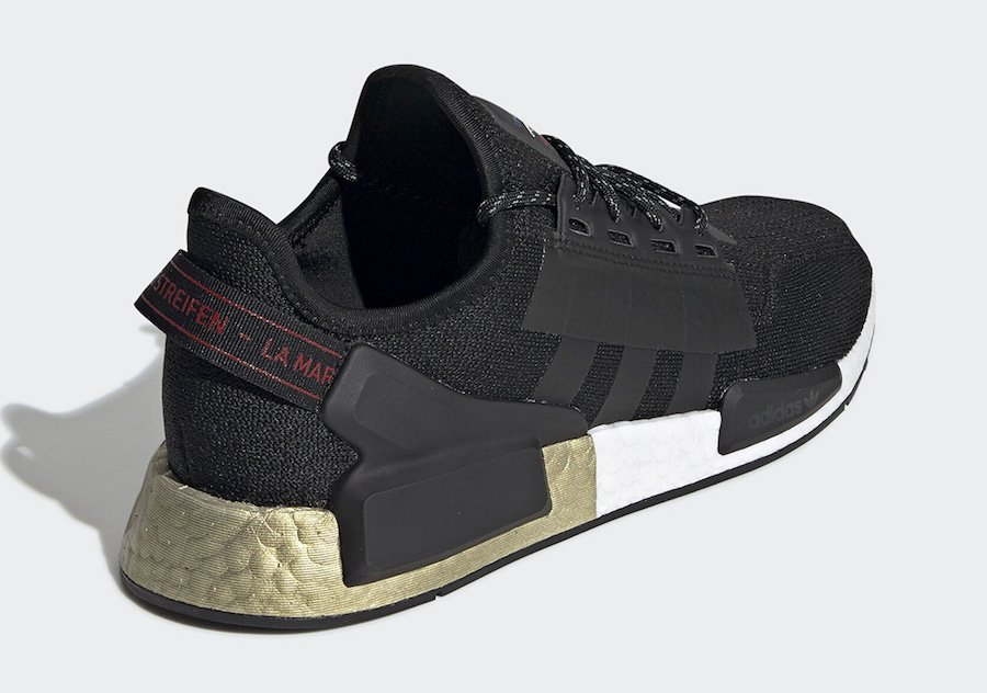 Adidas Nmd R1 V2 Metallic Gold Fw5327 Release Date Info Sneakerfiles