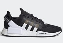 adidas NMD V2 Black White FV9021 Release Date Info