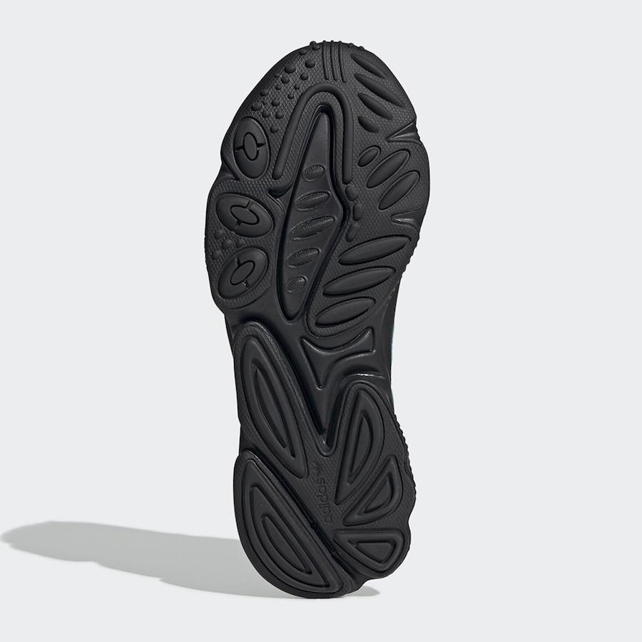 adidas Ozweego Black Bright Cyan FV3593 Release Date Info