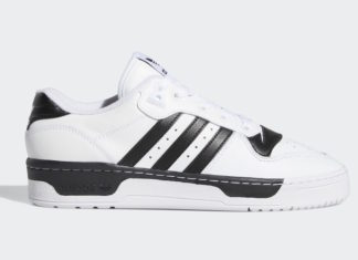 adidas Rivalry Low Cloud White EG8062 Release Date Info