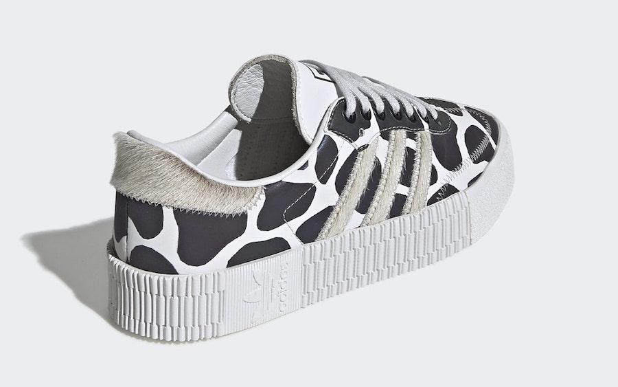adidas Sambarose Animal Pack FV4057 Release Date Info