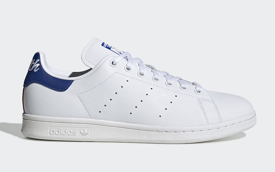 adidas Stan Smith Cursive EG8356 Release Date Info