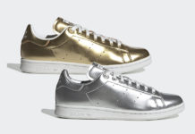 adidas Stan Smith Liquid Metal