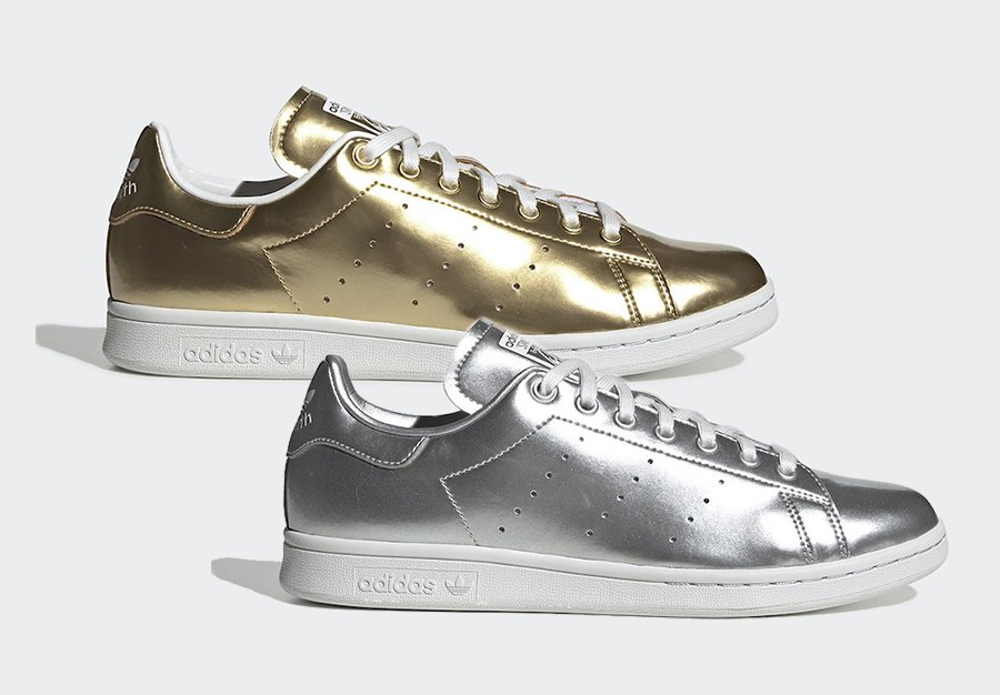 adidas Stan Smith Liquid Metal
