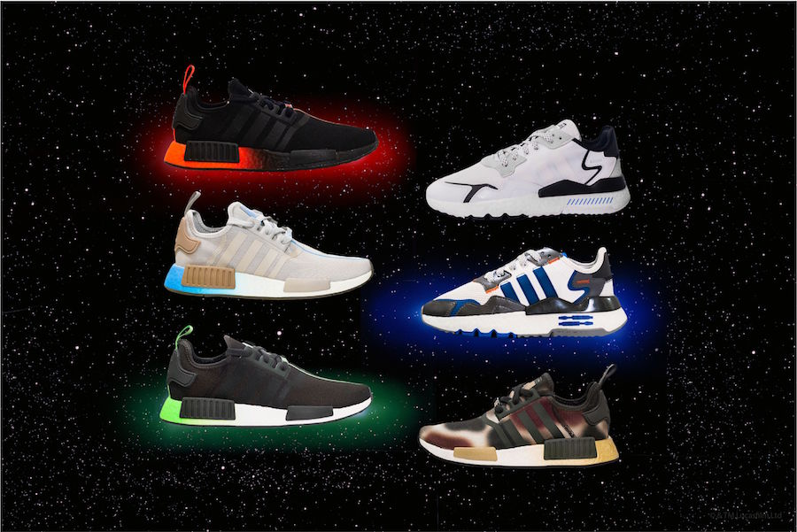 adidas Star Wars Characters Pack Release Date Info