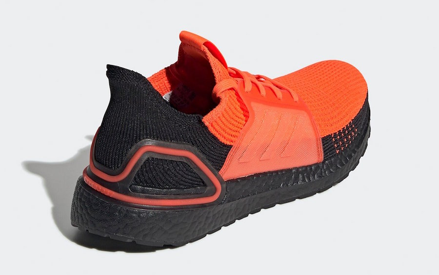 adidas Ultra Boost 2019 Solar Red Black G27131 Release Date Info