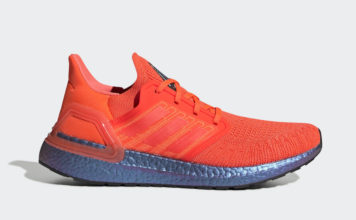 adidas Ultra Boost 2020 Solar Red FV8451 Release Date Info