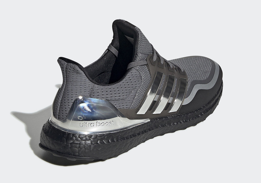 adidas Ultra Boost Grey Metallic Silver EG8103 Release Date Info