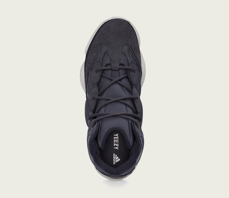 adidas Yeezy 500 High Slate 2019 Release Date Info