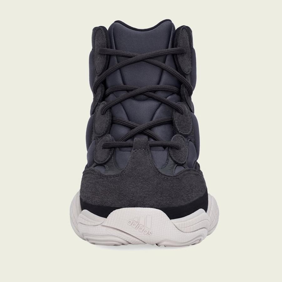 adidas Yeezy 500 High Slate FW4968 Release Info