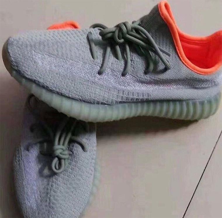 adidas Yeezy Boost 350 V2 Desert Sage Leak
