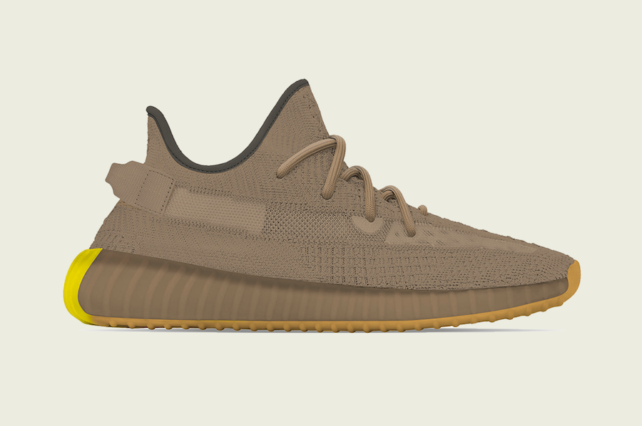 adidas Yeezy Boost 350 V2 Earth Release Date Info
