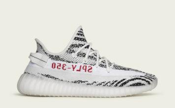 adidas Yeezy Boost 350 V2 Zebra 2020 Restock Release Date Info