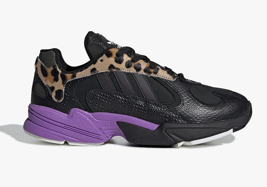 adidas Yung-1 Night Jungle FV6447 Release Date Info