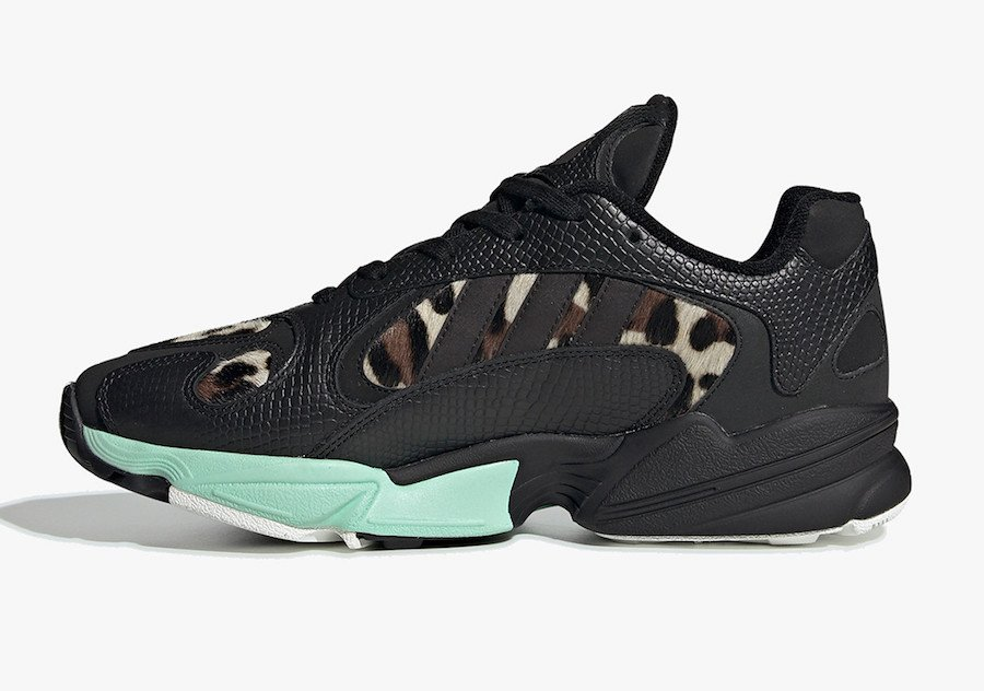 adidas Yung-1 Night Jungle FV6448 Release Date Info