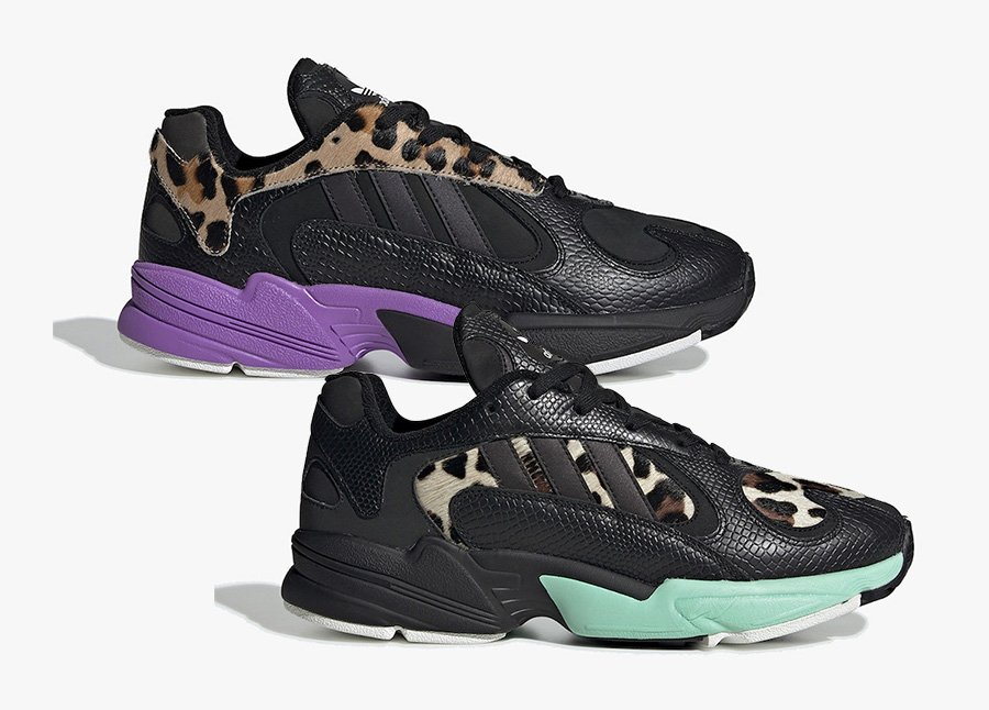 adidas Yung-1 Night Jungle Pack Release Date Info