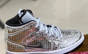Air Jordan 1 Mid Disco Ball Release Date Info