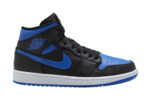 Air Jordan 1 Mid Royal 554724-068 Release Date Info